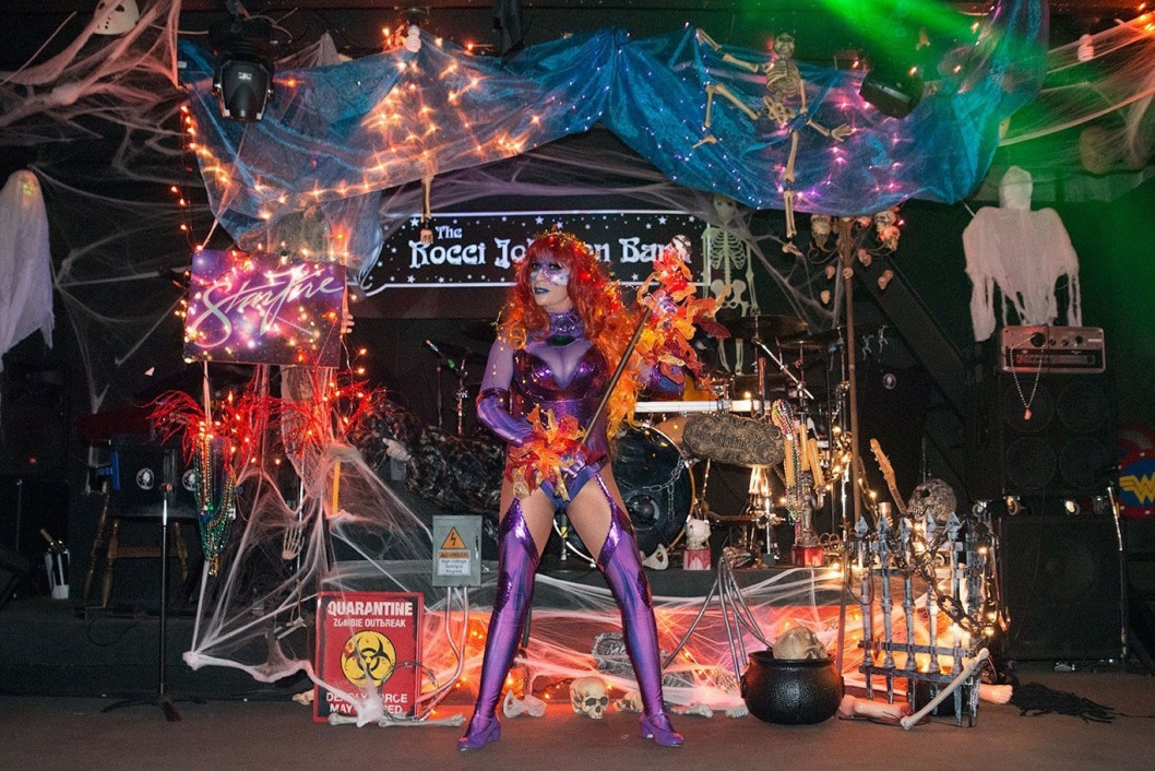 The Exotic Erotica Ball 2019 at Haunted Hannah's!